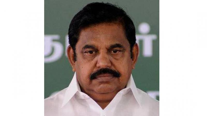 Palaniswami's statement comes amidst renewed calls, both from the opposition and Tamil groups, for the release of the seven convicts. (Photo: File)