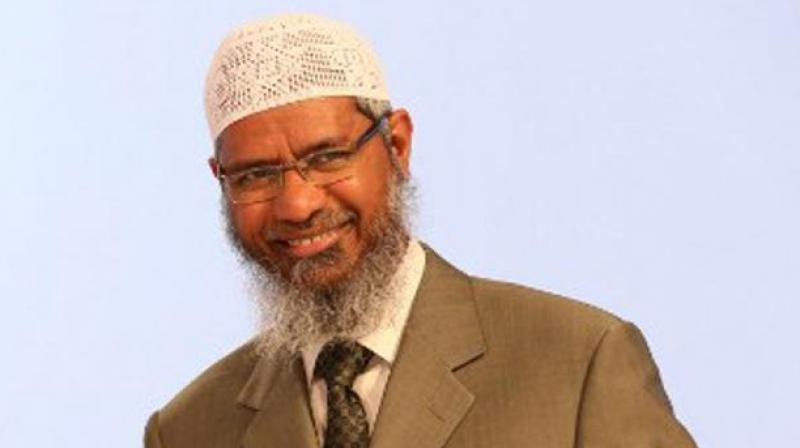 Naik said that due to lack of evidence against him, 'doctored video clips, out-of-context quotations and a host of dishonest schemes' are being used to accuse him of promoting terrorism. (Photo: File/AFP)