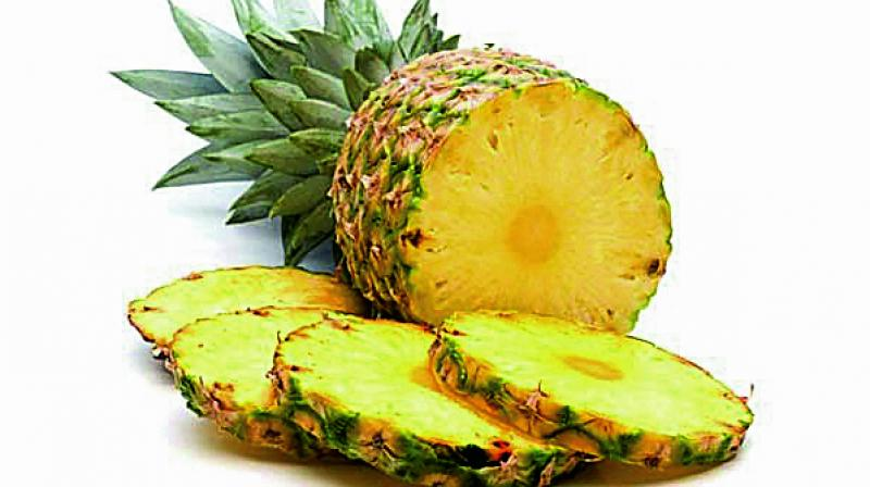 This golden South American fruit is also rich in vitamin C and low in calories.