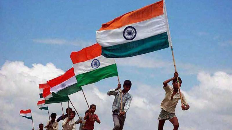 Despite its low overall score, India is among the ten emerging economies with 'advancing' trend. Only two advanced economies have shown 'advancing' trend. (Photo: PTI)