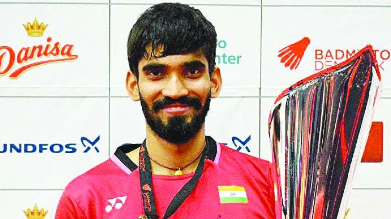India made a promising start at the Korea Masters with shuttlers Kidambi Srikanth and Sameer Verma advancing to the second round of the men's singles competition here on Wednesday. (Photo:File)