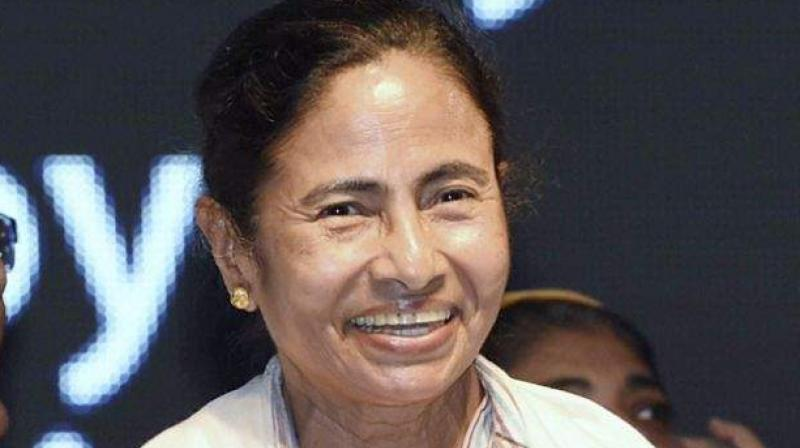 Banerjee took to Twitter and wrote, 'Great victory. Congratulations to Mayawati Ji and Akhilesh Yadav Ji for #UPByPolls The beginning of the end has started.' (Photo: PTI)