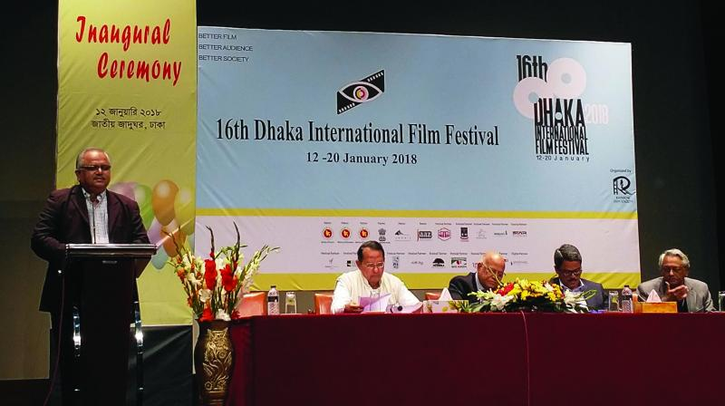 Dhaka fest: A good variety, many Indian films, but much