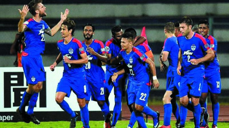 BFC have a 100 per cent win record away and at home against the Maldivian clubs.