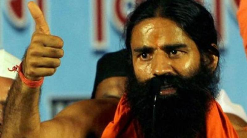 Currently, Patanjali Ayurved offers a wide range of products from segments such as food, ayurvedic medicine, cosmetics, home care and personal care products. (Photo: PTI)