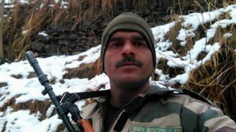 Tej Bahadur Yadav (Photo: file)