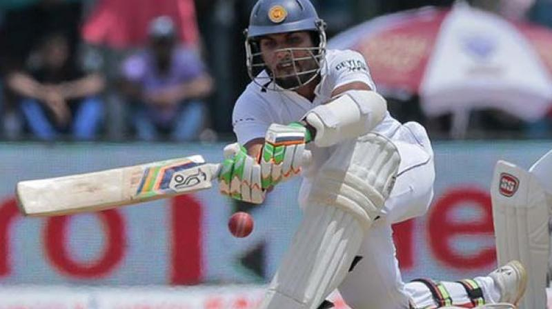 Their first challenge starts Friday, when Chandimal will lead the side in Colombo for the one-off Test against Zimbabwe. (Photo: AP)