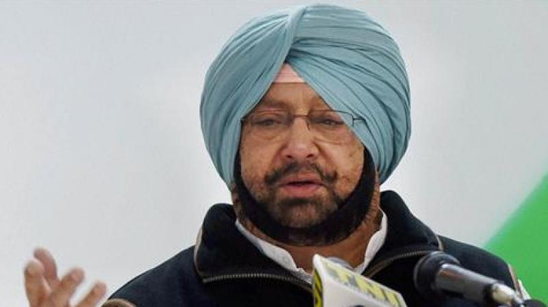 Punjab Chief Minister Captain Amarinder Singh (Photo: File)