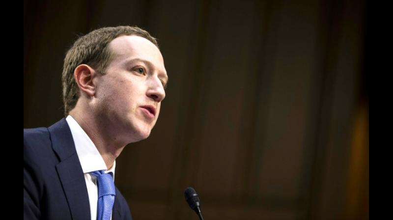 Mark Zuckerberg calls for new laws to monitor internet content