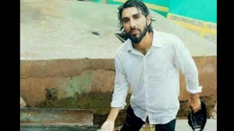 On June 14 last year, Aurangzeb was abducted by militants as he left his unit to celebrate Id at his home in frontier district of Poonch.  (Photo: ANI | Twitter)