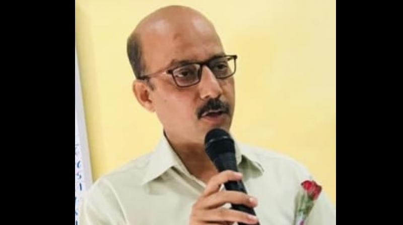 Pankaj Chaturvedi said he will lodge an FIR with the cyber cell of Madhya Pradesh police to expose, what he said, was a fraud by the BJP to show its inflated number of members across the country. (Photo: Facebook)