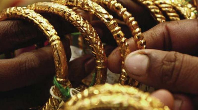 India's gold imports plunged 86% year-on-year in June. (PTI Photo)