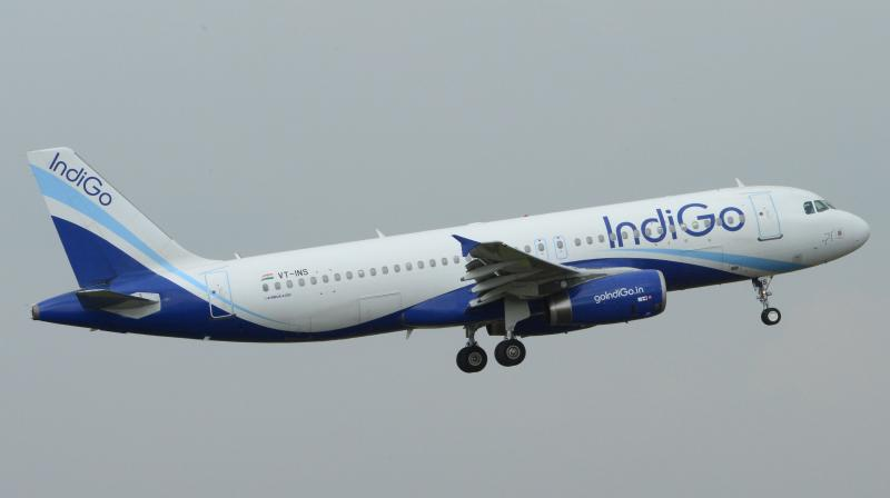 IndiGo to give 25% discount on airfare to doctors and nurses till year-end. (PTI Photo)