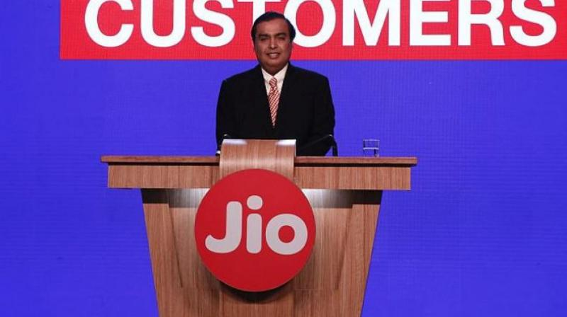 Intel Capital to buy 0.39 pc stake in Jio Platforms for Rs 1,895 crore. (PTI Photo)