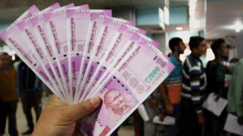 I-T refunds worth Rs 62,361 cr issued to 20.44 lakh taxpayers during Apr 8-Jun 30. (PTI Photo)