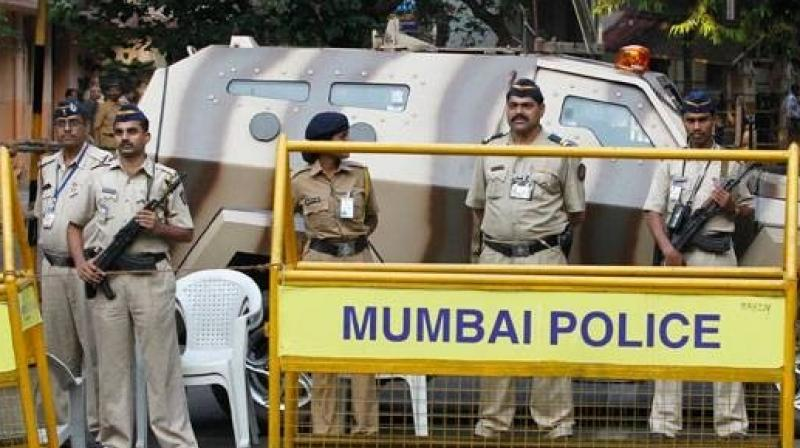BJP wrote a letter to home minister Anil Deshmukh urging him to roll out a more aggressive action plan to protect Mumbai police. (PTI Photo)