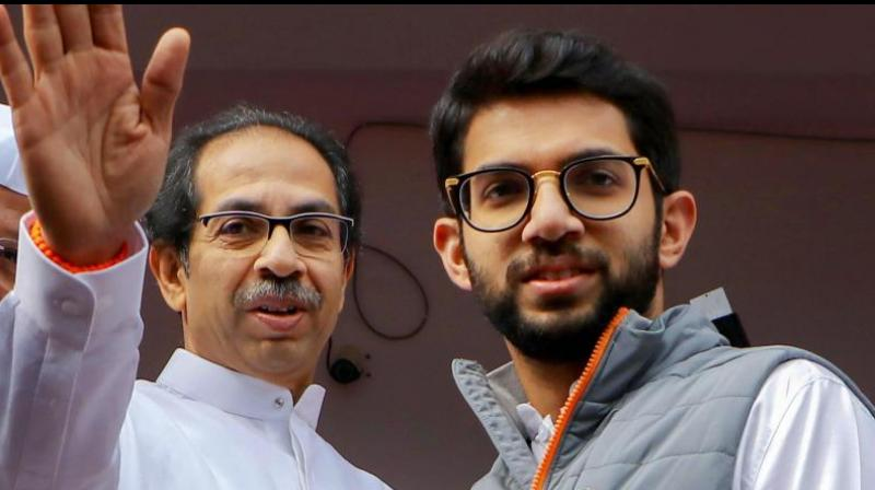 Shiv Sena's youth wing Yuva Sena, headed by cabinet minister Aaditya Thackeray, has written a letter to the HRD minister Ramesh Pokhriyal requesting him to reconsider the University Grants Commission's (UGC) decision. (PTI Photo)