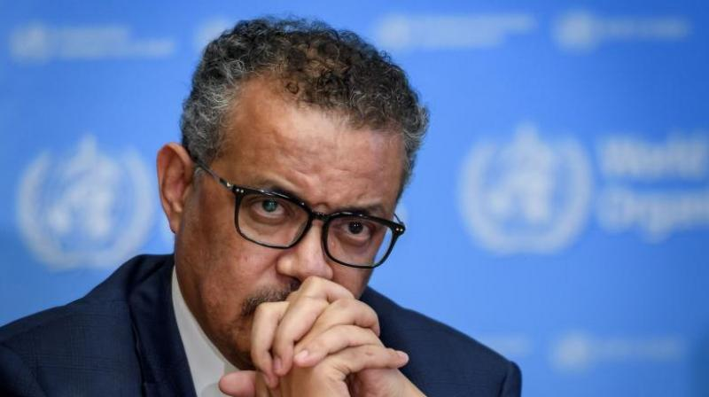 WHO Director-General Tedros Adhanom Ghebreyesus. WHO promises 'honest evaluation' of how world handled COVID-19. (AFP Photo)