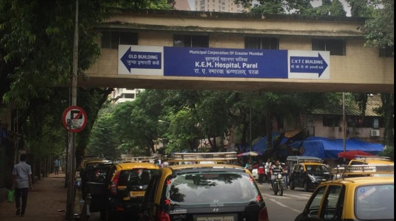 A 20-year-old cancer patient  allegedly committed suicide by hanging himself at the civic run King Edward Memorial (KEM) Hospital in Mumbai. (Photo-Social Media)