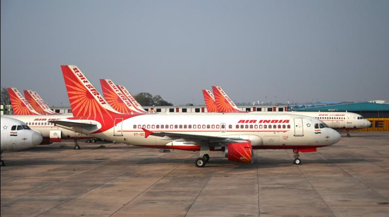 Air India withdrawn job offers for around 180 trainee cabin crew members amid the economic slowdown. (PTI Photo)
