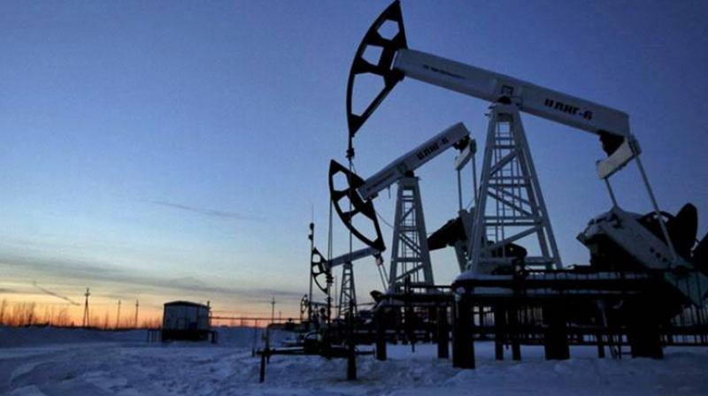 Oil slipped in early Asian trade on Monday as traders eyed an OPEC technical meeting this week. (AFP Photo)