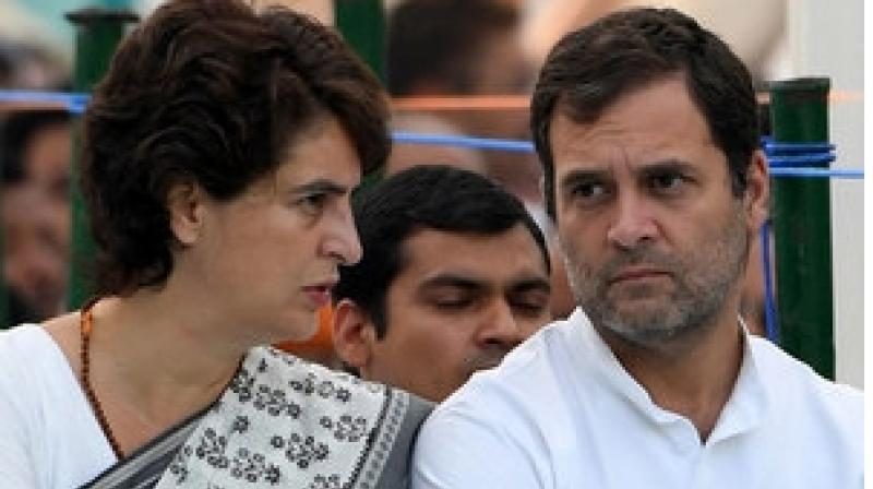 Rahul Gandhi and Priyanka Gandhi, are in touch with Sachin Pilot and are trying to placate him. (PTI Photo)