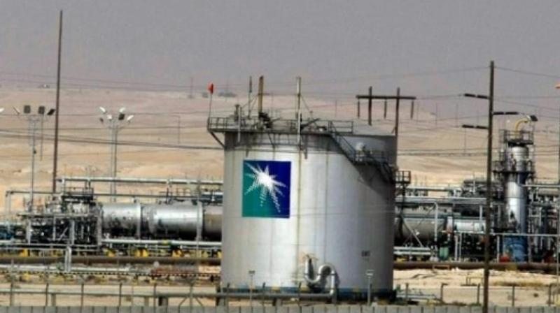 Saudi Aramco will reduce its August-loading shipments of medium and heavy crude grades to at least six Asian buyers. (AFP Photo)