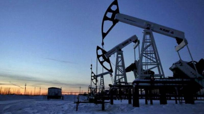 Oil prices fell more than 2% on Tuesday. (AFP Photo)