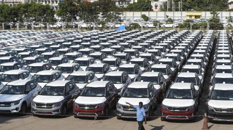 India's auto sales volume will take another 3-4 years to reach 2018 levels. (PTI Photo)