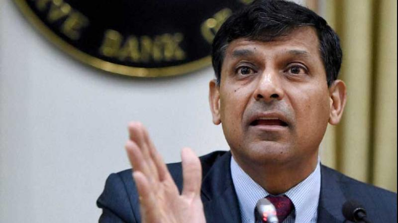 Former RBI governor Raghuram Rajan. (PTI Photo)