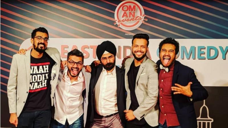 Stand-up comedians Aadar Malik, Sahil Shah and Azeem Banatwalla are the latest names to apologise for their years old videos. (Photo- Instagram/SahilShah)