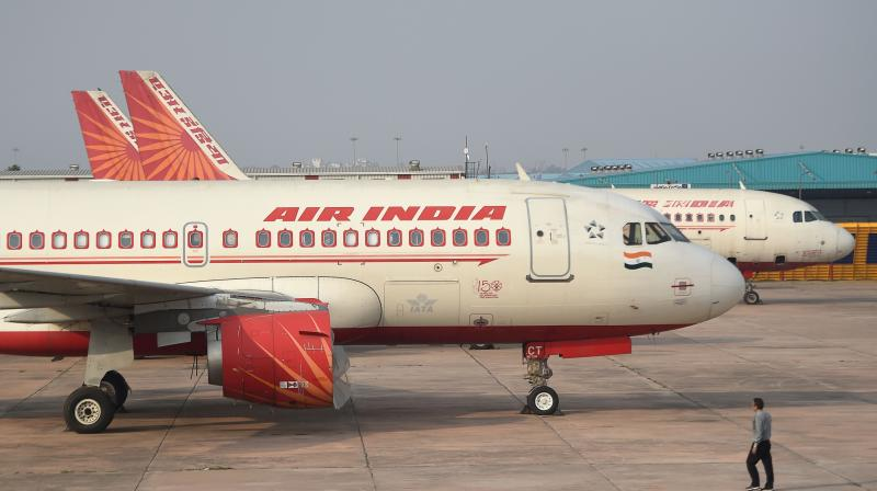 Air India to send certain employees on leave without pay for up to five years. (PTI Photo)