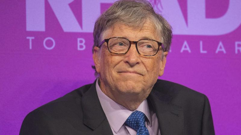 Bill & Melinda Gates Foundation Co-chairman Bill Gates. (PTI Photo)