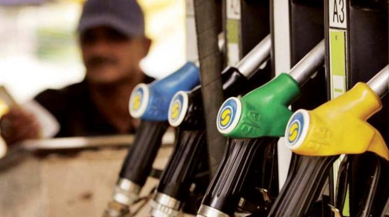 Jet fuel or ATF price on Thursday was hiked by 1.5 per cent, the fourth increase in six weeks. (PTI Photo)
