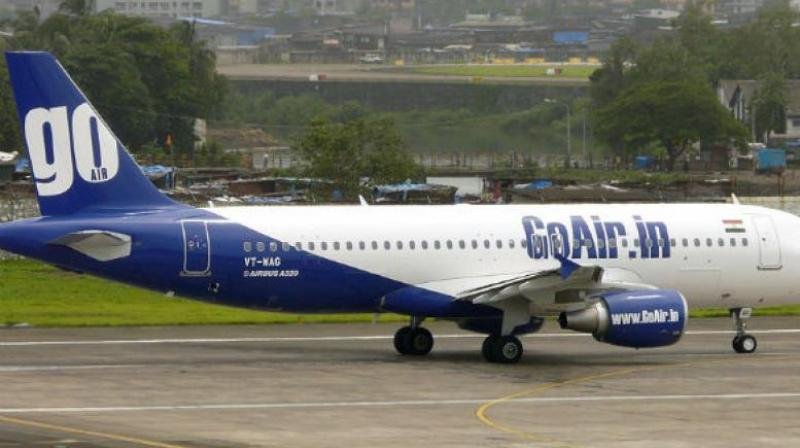 GoAir announces quarantine packages for passengers; prices start at Rs 1,400 per person per night. (PTI Photo)