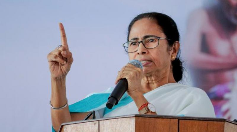 West Bengal chief minister Mamata Banerjee rated Governor Jagdeep Dhankhar