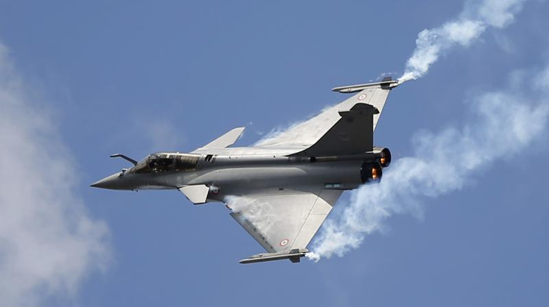 Top Indian Air Force commanders will meet this week to discuss operational readiness on the Line of Actual Control. (AP Photo)