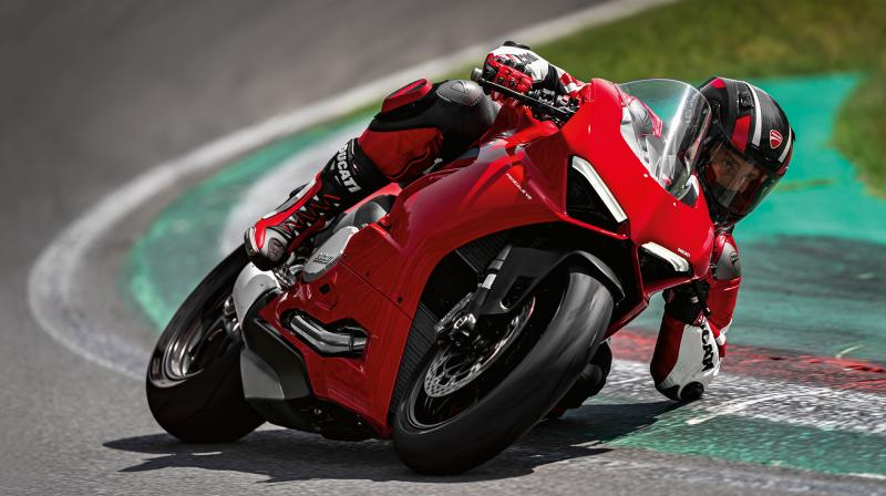 Ducati Panigale V2 bookings open in India. ( Photo- ducati.com)