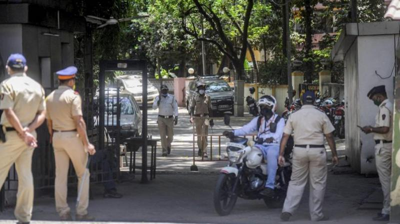 Police have registered 1,336 offences of illegal transportation so far and seized 93,174 vehicles. (PTI Photo)