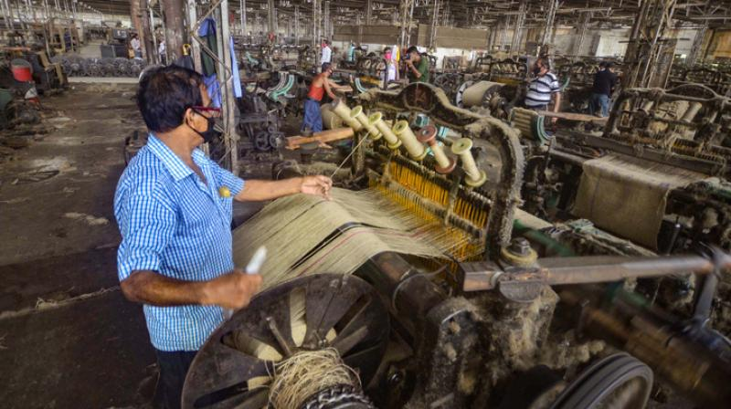 India to offer production linked incentives to boost manufacturing. (PTI Photo)