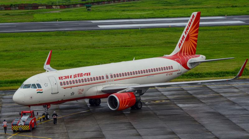 Air India reduces monthly allowances of employees by up to 50%. (PTI Photo)