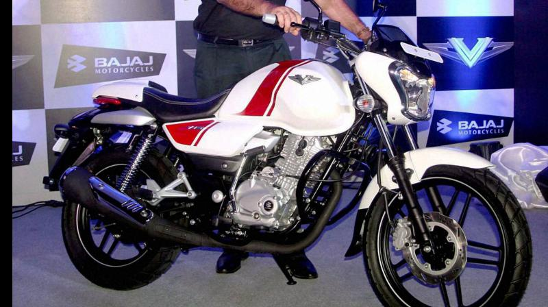 Bajaj is facing supply chain issues at its plants in India due to lockdowns imposed by local governments. (PTI Photo)