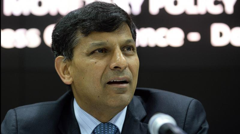 Former RBI governor Raghuram Rajan says that US-China conflict to impair global trade which is vital for India's re-opening. (PTI Photo)