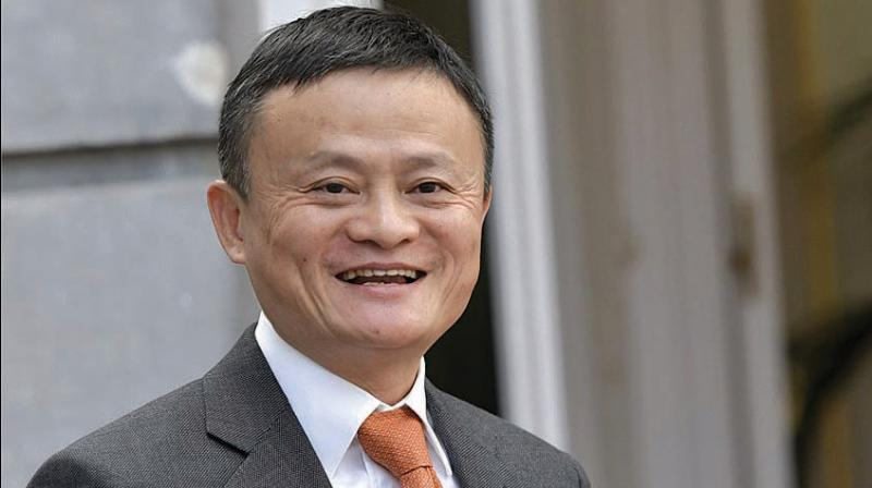 Jack Ma , Alibaba Chairman summoned by Indian court on former employee's complaint. (AFP Photo)