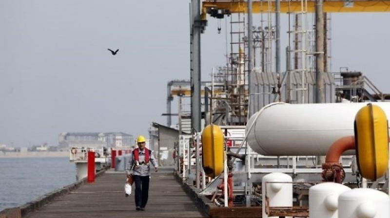 China imports more oil from Saudi than any other country in June. (AFP Photo)