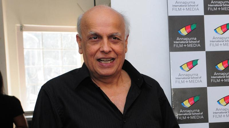 Filmmaker Mahesh Bhatt to record his statement in Sushant case. (DC Photo)