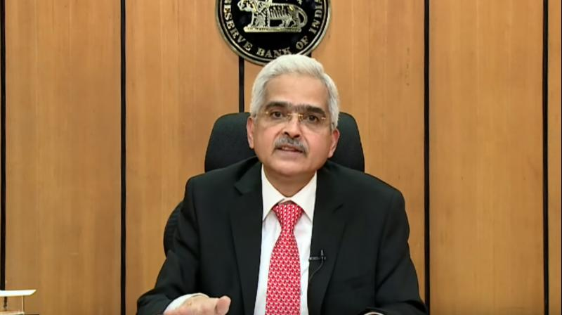 Infrastructure push can re-ignite economic growth, says RBI Governor Shaktikanta Das. (PTI Photo)