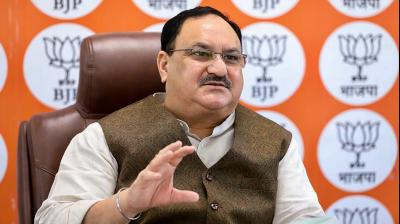 Congress did not do the right thing, instead only did wrong politics: Nadda