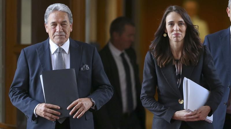 Foreign Affairs Minister Winston Peters said that New Zealand has suspended its extradition treaty with Hong Kong. (AP Photo)