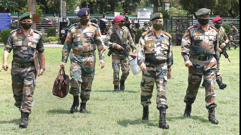 Armies of India, China to hold Corps Commander-level talks at Moldo today. (Representative Image)